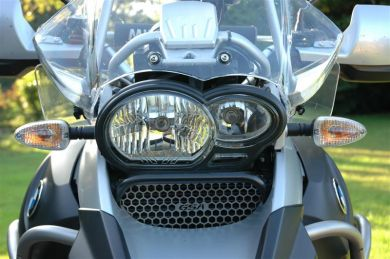 Cooler guard - R1200GS Adventure