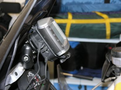 GPS mount - RAM type - R1200GS & GSadv - post 2008