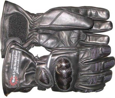 Ultimate heated gloves